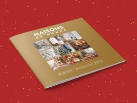 Catalogue Maison du Monde Noël