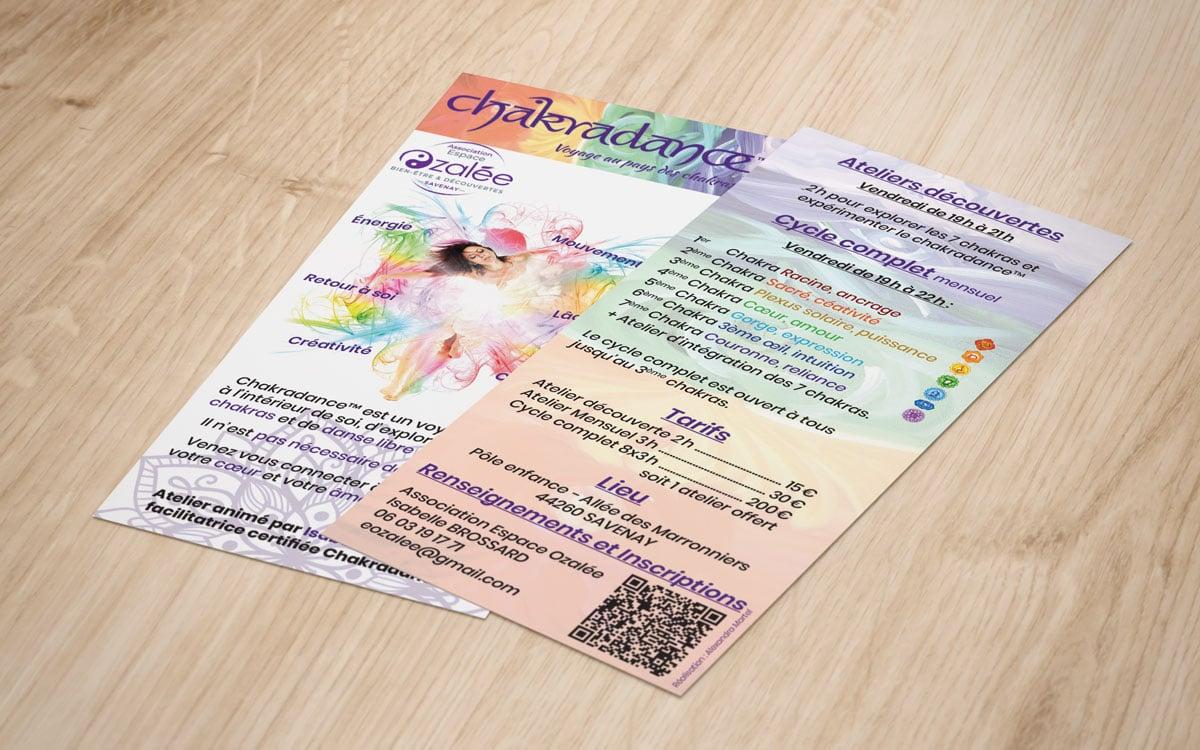Flyer Chakradance
