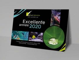 Carte Voeux 2020 Biome